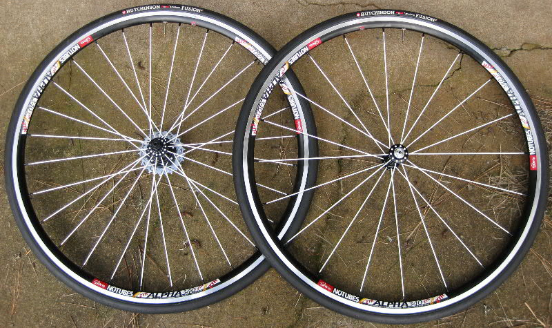 Rims (and example builds) | English Cycles Custom Built Bicycle