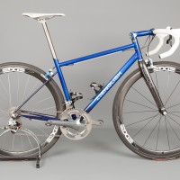 Custom Compact Road Bike