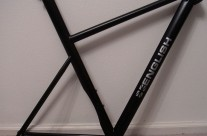 Custom Triathlon frame