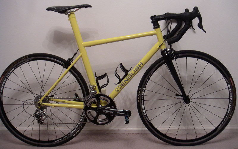 Custom 650c Road Bike English Cycles