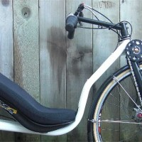 Custom FWD recumbent