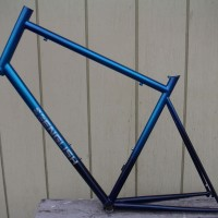 Custom Road frame