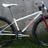 Custom x-small mountain bike