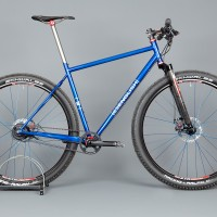 Custom belt drive 11spd 29er