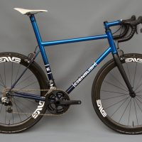 Simon's ISP road bike