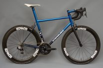 Simon's ISP road bike