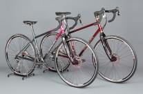 Custom folding road/adventure bikes