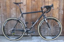 Custom Cyclocross race bike