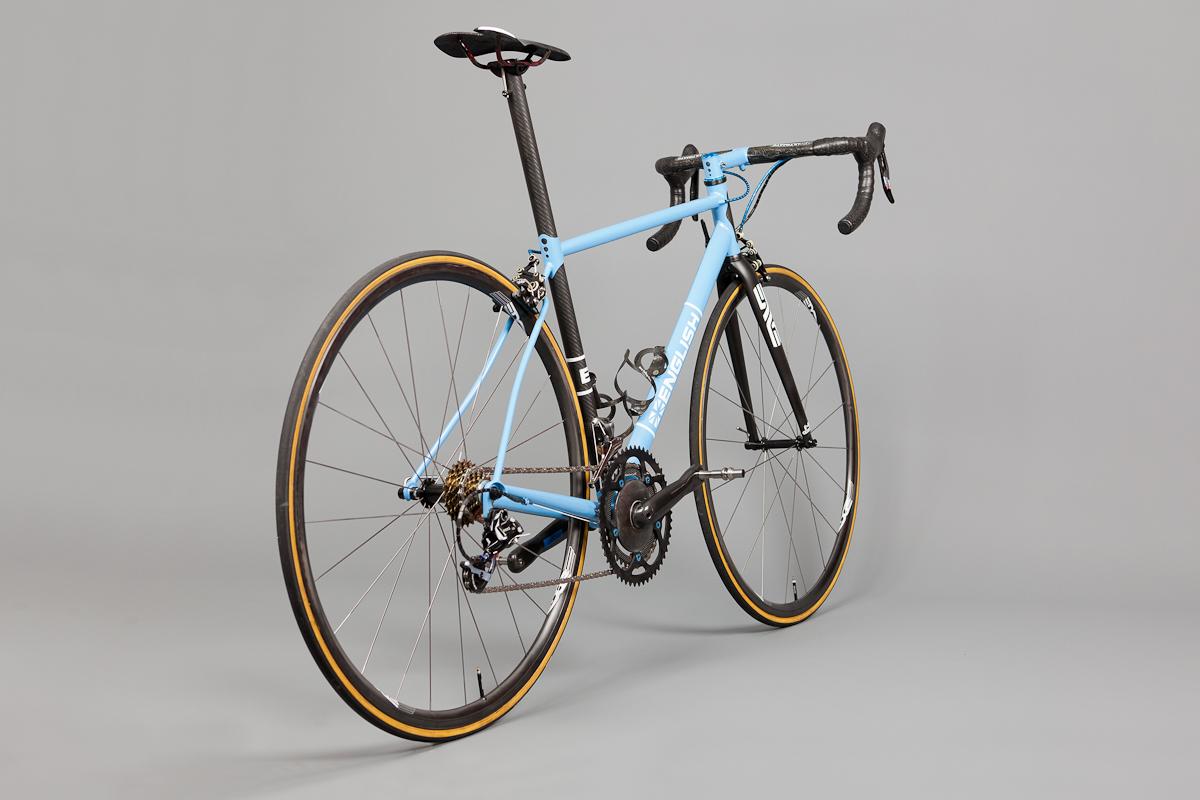 Custom Superlight Road Bike V3 English Cycles