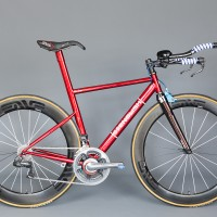 Ben's TT bike