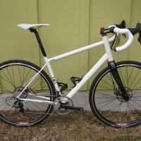 Mark's road disc bike