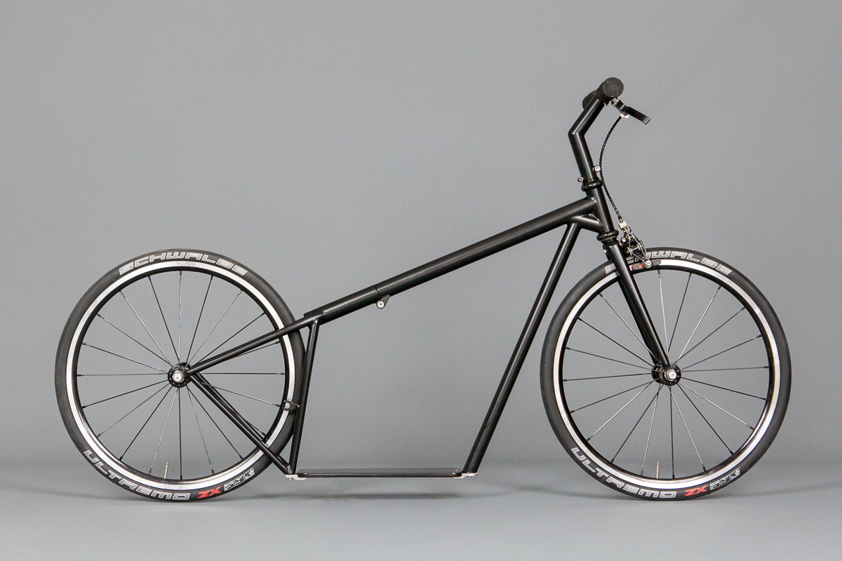 how to make a custom bike