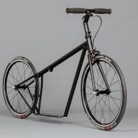 Custom folding kickbike
