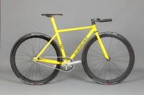 Christine's track bike