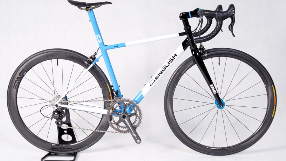 Xu's road bike