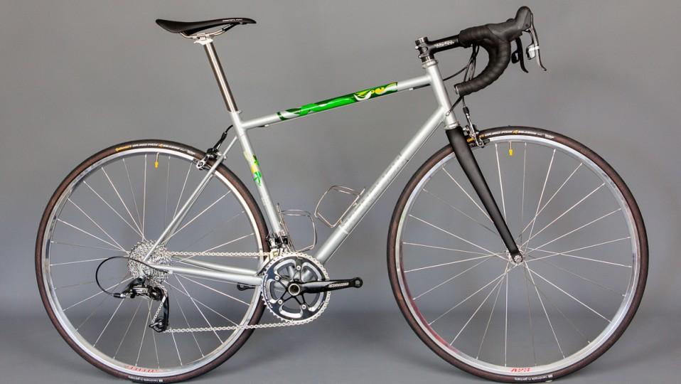 Max's road bike