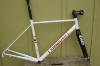 Gray's road frame