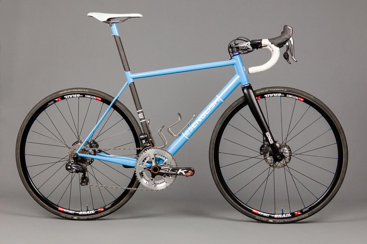 Custom Bikes English Cycles