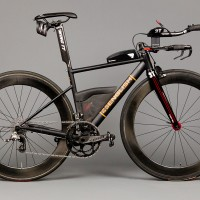 Joshua's Tri bike
