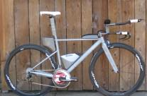 Stephen's Tri bike