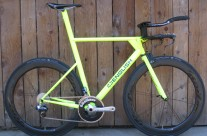 Stewart's TT bike