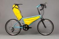 Thomas' 20″ travel bike