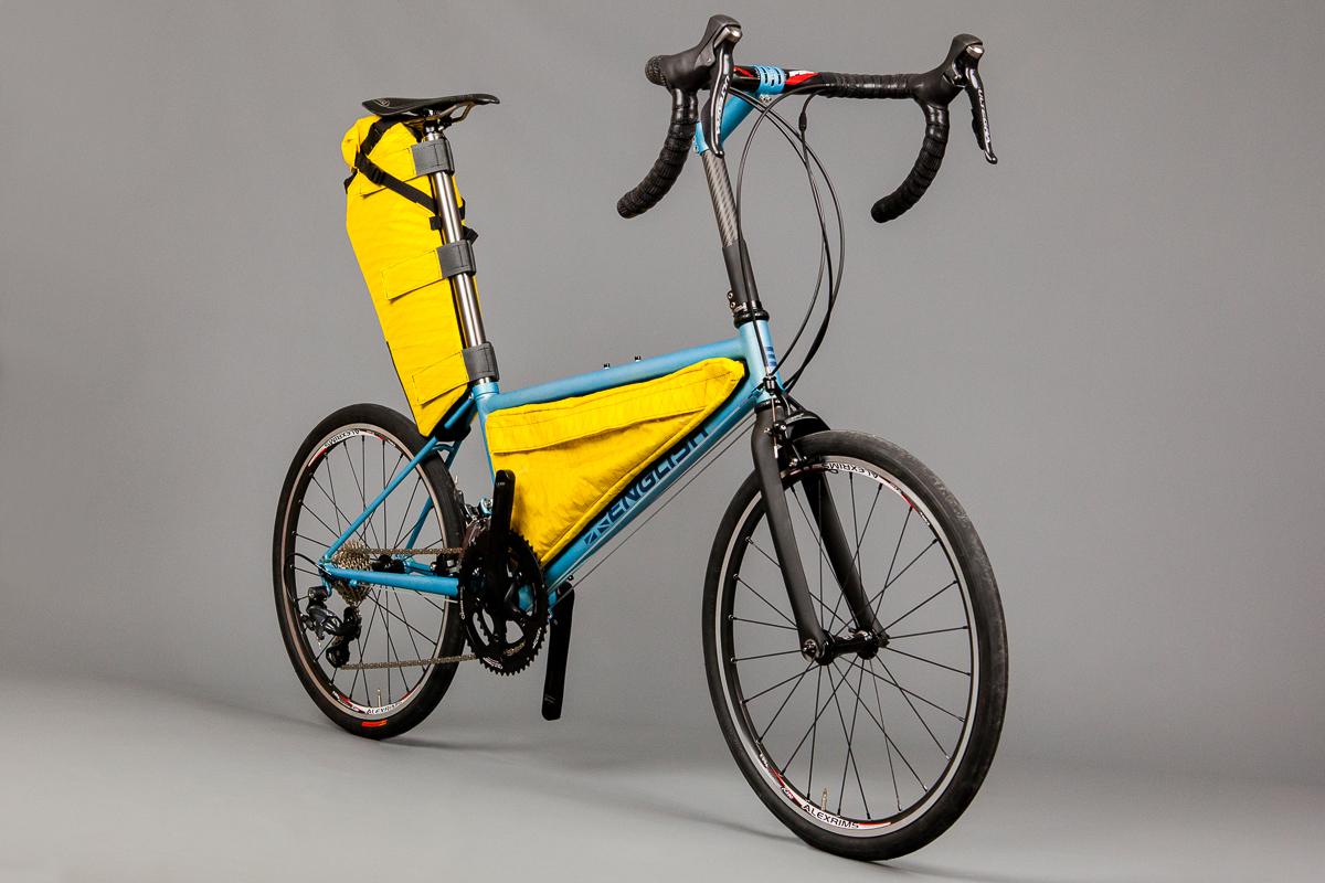 Thomas' 20″ travel bike | English Cycles