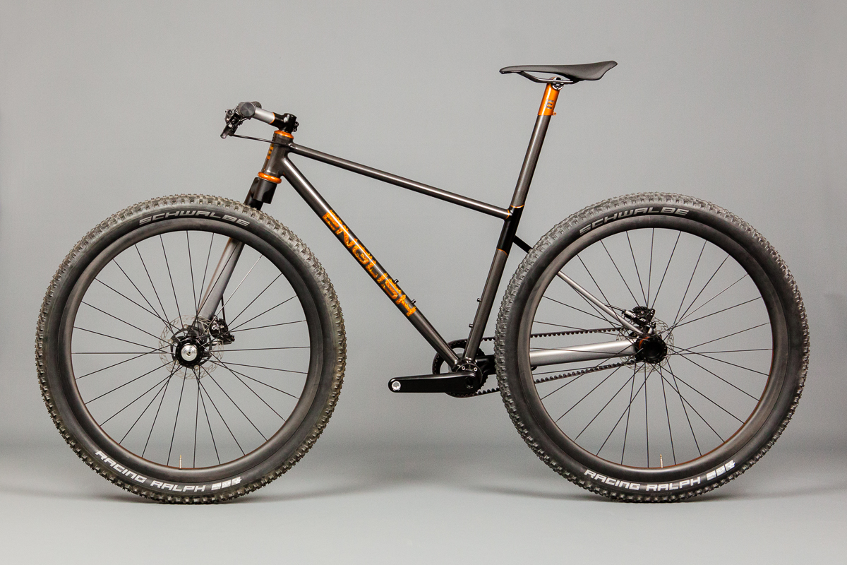 belt drive bikes | English Cycles