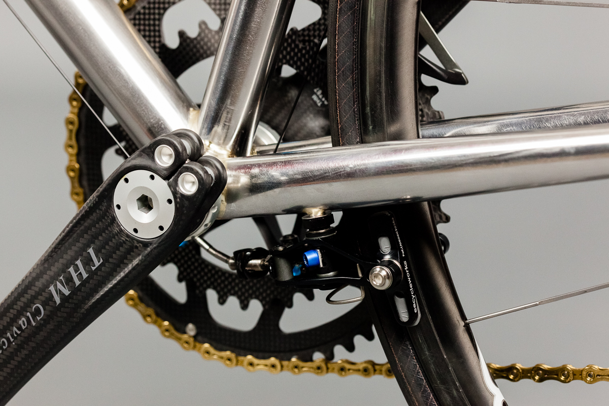 Stainless Superlight English Cycles