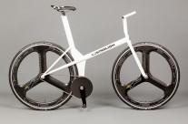 Obree tribute pursuit bike