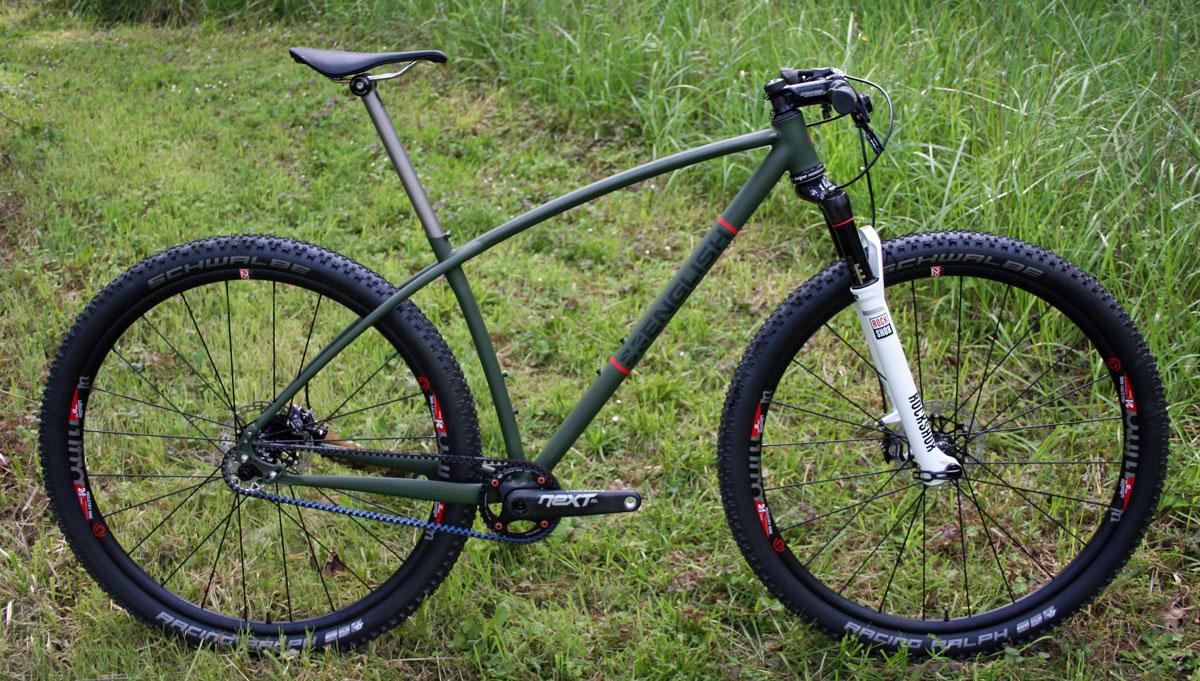 Mountain Bikes English Cycles