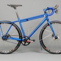 Tim's winter bike