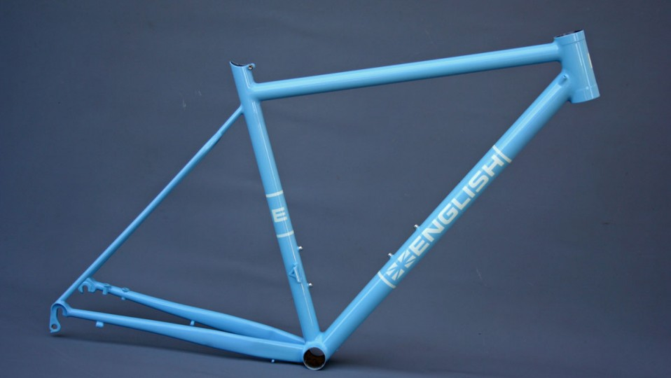Jory's gravel/cross frame