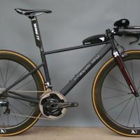 Stephanie's Tri bike