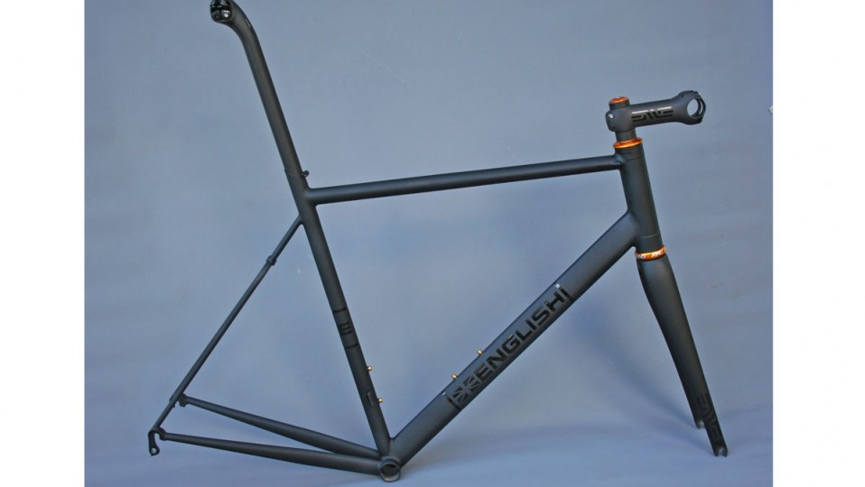 Simon's road frame
