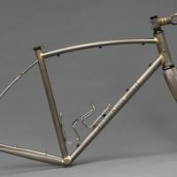 Ben's adventure bike