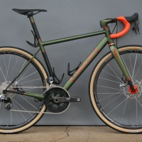 Kwiyono's road bike