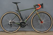 Kwiyono's road bike