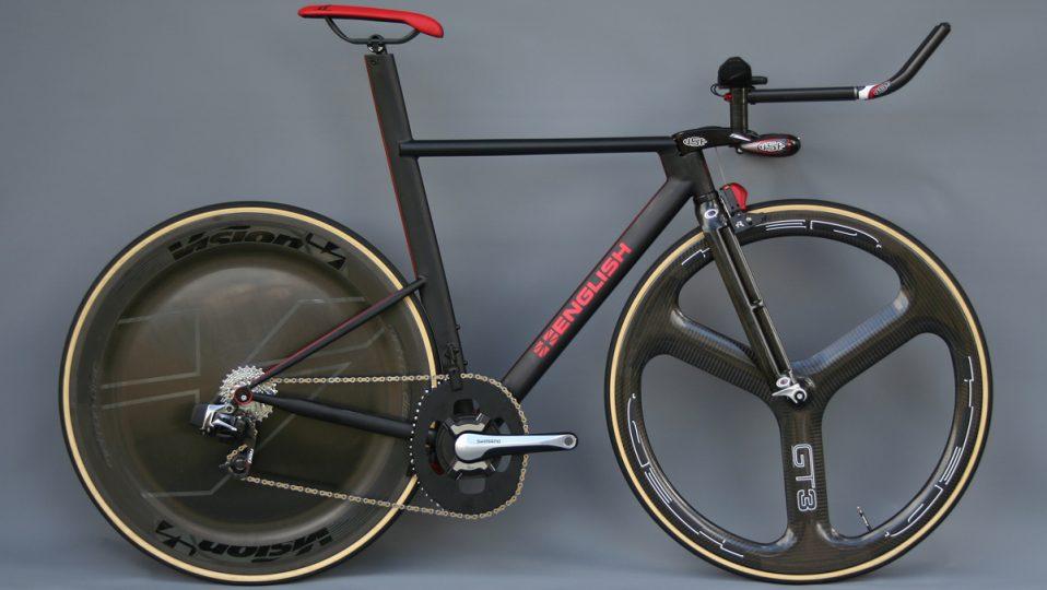 Paul's TT bike