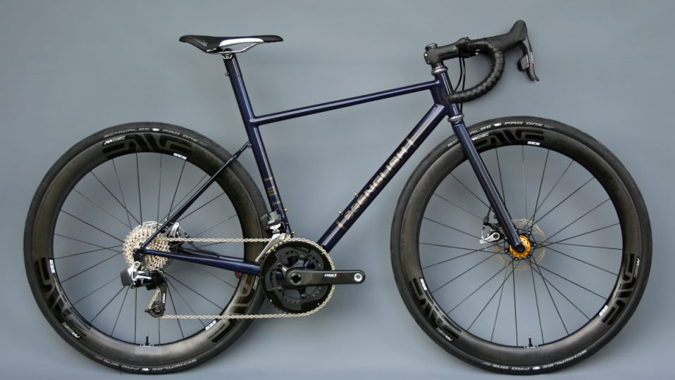 Tom's aero road disc
