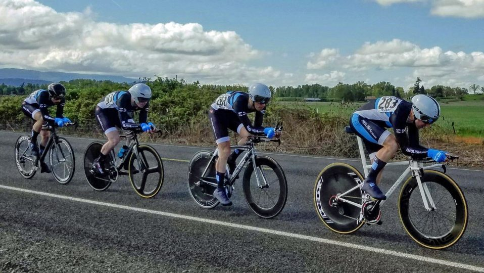 Oregon TTT champs 2017