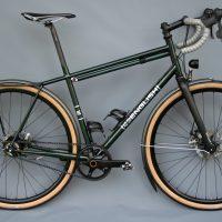 Jon's winter bike