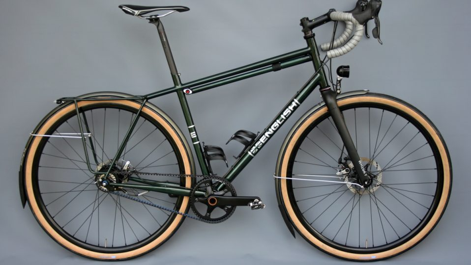 Jon's winter bike