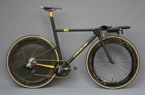 Tony's TT bike