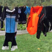 TransAm gear: Castelli kit