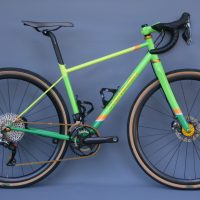 Kate's gravel/road bike