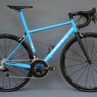 Colby's team issue road bike