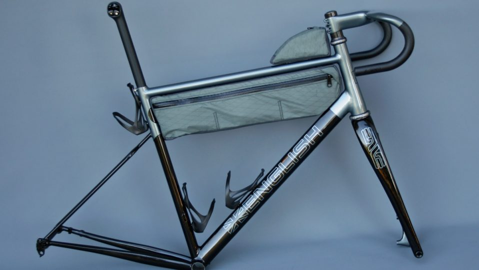 Dave's 650B gravel frameset