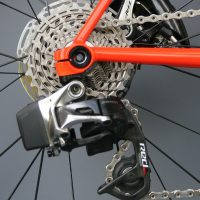 TransAm gear: SRAM eTap