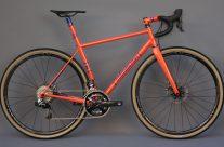 Augusto's gravel bike